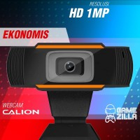 Webcam HD 720P USB Mic Murah Microphone | Web Cam PC Laptop & Komputer