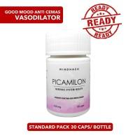 Picamilon - Suplemen Obat Otak Fokus Mood Cemas Daya Ingat Relaksasi