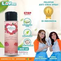 Lavme Disinfectant Spray Anti Virus Organic - 400 ML Aishiteru