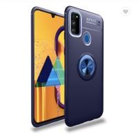 Unik Samsung M31 Ultra iRing Invisible TPU Soft Case Murah