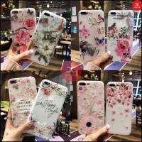 Case Flower Oppo F11 / F11 PRO Motif Bunga Sakura 3D Oppo F1s F7 F9
