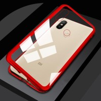 CaseOnSale - Case Magnetic Glass 360 Iphone 6G+| 9G+/ XS Max| Iphone