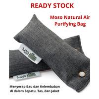 Penghilang Bau Sepatu dan Tas MOSO NATURAL AIR PURIFYING BAG Original