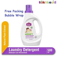 Sleek Baby Laundry Detergent Liquid Botol 500ml Deterjen Cair bayi