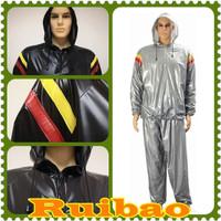 Baju Sauna / Sauna Suit / Jas Hujan Sepeda Motor dan Olahraga