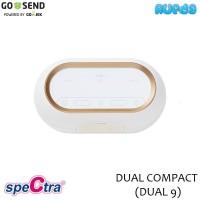 Spectra Dual Compact 9 Pompa ASI Hospital Grade Double Motor Corong