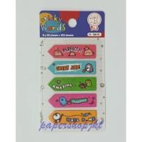 Tom & Jerry Sticker Kata SW 51 Sticker Words [ 1 PAD ]
