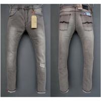 Celana Panjang Jeans Nudie Grey