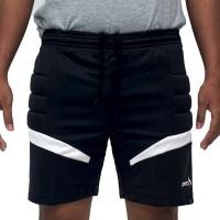 Celana Kiper Anak Specs Daroga Gk Shorts JR - Black/White