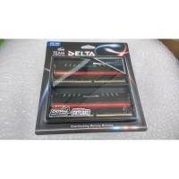 Memory Team Delta 8GB Kit (2x16GB) DDR4 2400 White LED