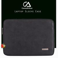 Sarung Laptop / Sleeve Case Artisan L11 Kulit PU 13 14 15 inch