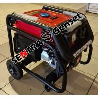 Genset 3000 watt. Tiger TGR 5000
