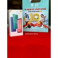 Xiaomi Redmi 9 4/64 RAM 4GB INTERNAL 64GB GARANSI RESMI