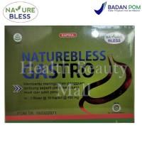 NATUREBLESS Gastro 450 mg 30 Caps - Obat Lambung - Nature Bless
