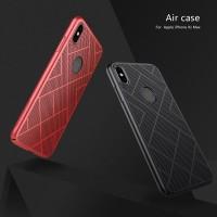 IPHONE XS MAX 6.5 NILLKIN AIR ORIGINAL HARD CASE SOFT SILICONE COVER