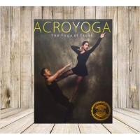 Buku Panduan Dasar Yoga Acroyoga The Yoga of Trust