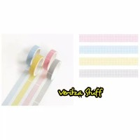 Masking Tape/Washi Tape Solid Color Decorative