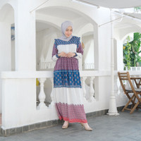 [REAL PICTURE] MOZA COMFY DRESS RAYON TANAH ABANG PGMTA METRO GROSIR