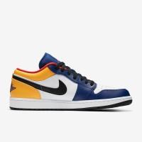 Nike Air Jordan 1 Low Royal Yellow ORIGINAL BNIB