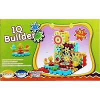 Lego Gears Lego Gigi Funny Bricks Mainan Edukasi DIY IQ Builder 81 pcs