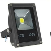 10W LAMPU SOROT LED FLOODLIGHT 85-220V