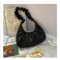 Tas Wanita Korea - Korean Style Bag - Hitam