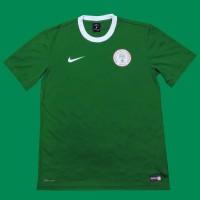 Original Jersey Nigeria 2016 Home Supporter Version Baju Bola Asli