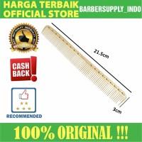 Sisir Barber / Salon Stainless Premium