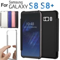 Flip Mirror Cover Case Clear View Samsung Galaxy S8Plus S8 Plus S8+