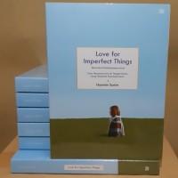 Buku Love for Imperfect Things Haemin Sunim