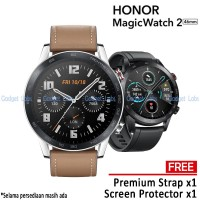 Honor Magic Watch 2 46mm Smartwatch AMOLED Display Global Huawei