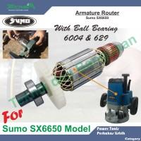 Armature/Angker Router SX6650 Sumo