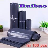 16x20 cm Isi ±100 Plastik Packing Kemasan ( Polymailer )