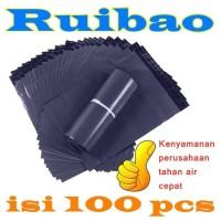17x30 cm Isi ±100 Plastik Packing Kemasan ( Polymailer )