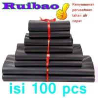 10x20 cm Isi ±100 Plastik Packing Kemasan ( Polymailer )