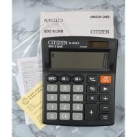 Kalkulator /Calculator Citizen 812 BN original asli 100%