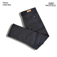 fruddy duddy - fddy - tartan - pants - Black Box