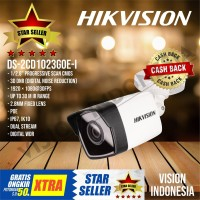 NEW IP CAMERA HIKVISION 1080P DS-2CD1023G0E-I / Support H.265+ WDR