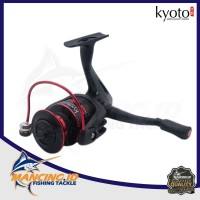 Pancingan Reel Spinning KYOTO Riverflex 3000A Aluminium Spool 7BB