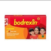 BODREXIN TABLET ISI 3 STRIP / OBAT DEMAM ANAK