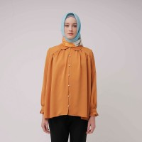 Zoya Khalisa Tunic Yellow