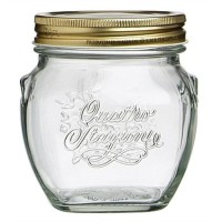 Bormioli Rocco Quattro Stagioni Glass Mason Jar Toples 500ml GEMUK