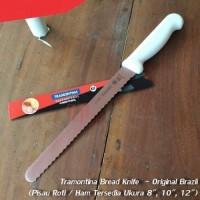Pisau Tramontina Master Original Brazil 10 inch / 25 cm ROTI HAM
