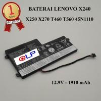Baterai Lenovo X240 X240S T440 T450 K2450 45N1110 Black Internal