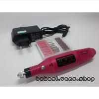 Mini Grinder Electrict Mini Drill Mesin Bor Amplas Kikir Gundam
