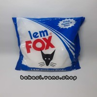 Lem Fox 350 Gram Refill Isi Ulang