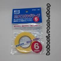 Masking Tape Mr. Hobby 6mm 18 Meter
