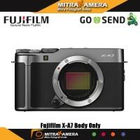 Fujifilm X-A7 Body Only Garansi resmi