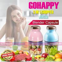 Original GOHAPPY BLENDER CAPSULE | Super Choper