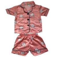 Animal Printed Pajamas / Baju Tidur Anak - MOEJOE